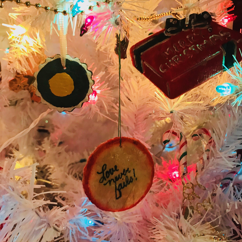 Super Easy Salt Dough Ornaments