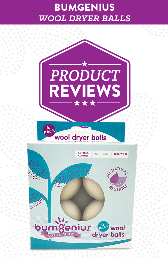Why you should give wool dryer balls a try.