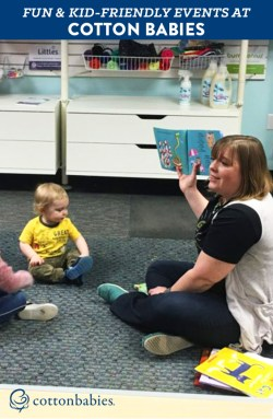 Free Family Activities at Cotton Babies in St. Louis, MO