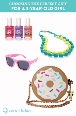 Need some shopping inspiration for a 3-year-old girl? Here are some great gift ideas.