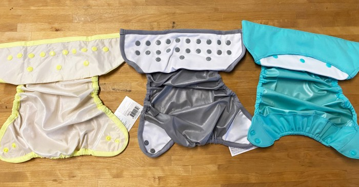 Econobum, Elemental Joy, Flip diaper covers