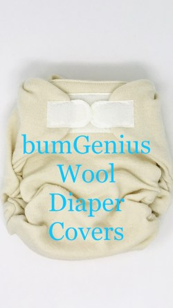 bumGenius Wool Diaper Covers available in newborn - large. #wooldiapers #natural #bumGenius #clothdiapers #lovemyclothdiapers