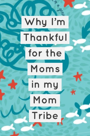 Why I am especially thankful for the moms in my life. #2020 #cottonbabies #onegoodmom