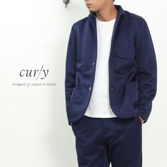 CURLY (カーリー) TRACK JACKET