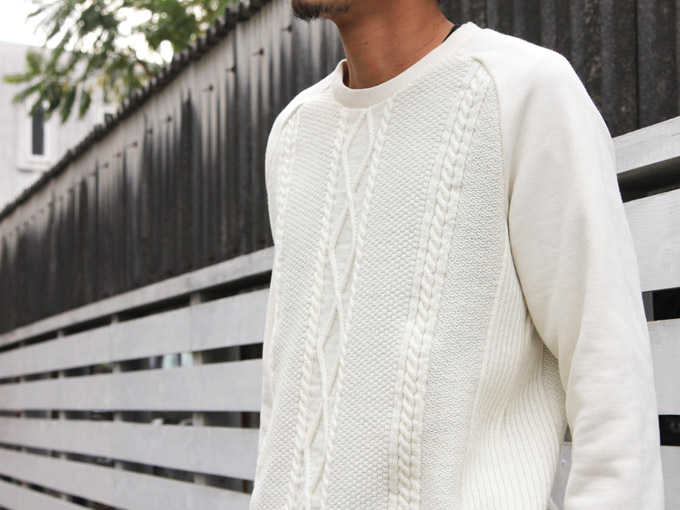 CURLY (カーリー) FOLSKY SWEATER