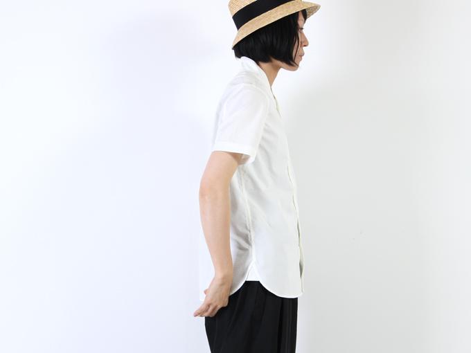 ohh!nisica (オオニシカ) 半袖ベースボールシャツ