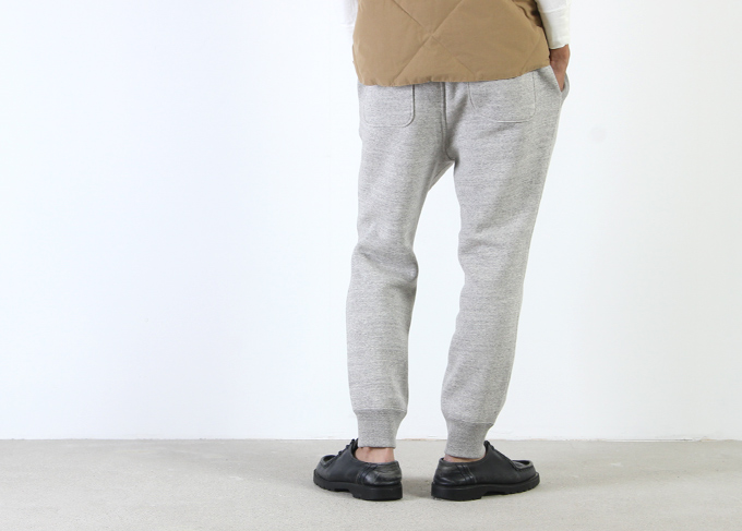 CURLY(カーリー) RAFFY RIB TROUSERS