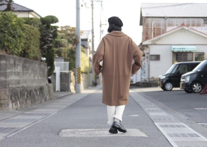 年末年始のおでかけに着たいTICCAのシングルコクーンコート!