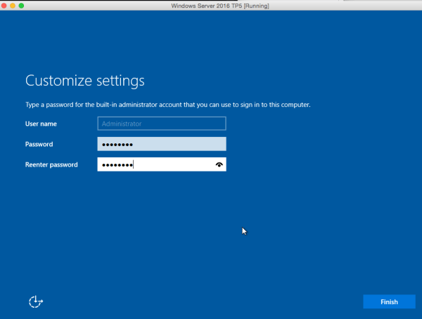 Windows Server 2016 using VirtualBox for Docker Containers ...