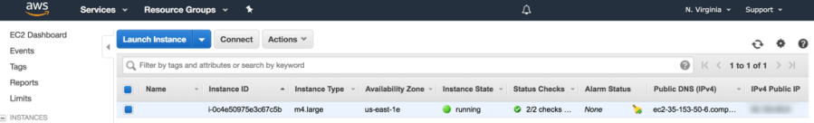 View Amazon Couchbase Deployment