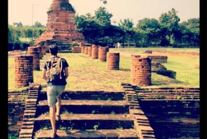 Connor in Thailand