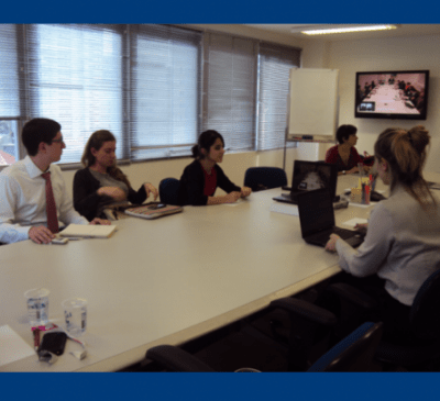 Clínica de Direito dos Negócios da FGV Direito SP promove parceria inédita com Georgetown University
