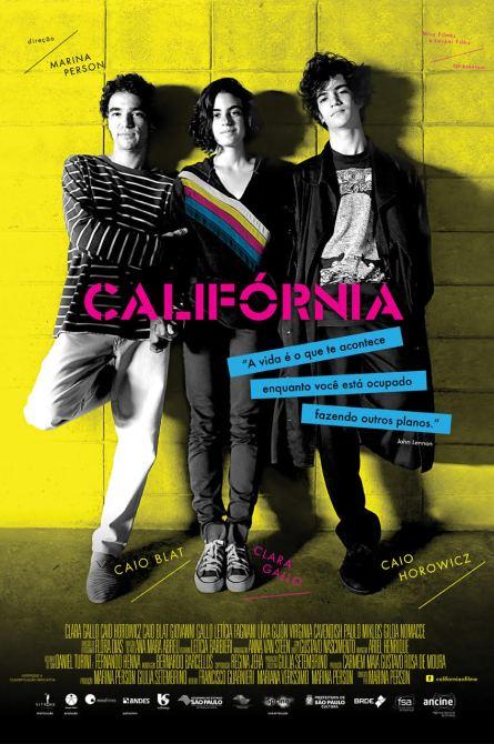 Cartaz do Filme brasileiro California