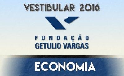 Resoluções e Gabaritos FGV Economia 2016