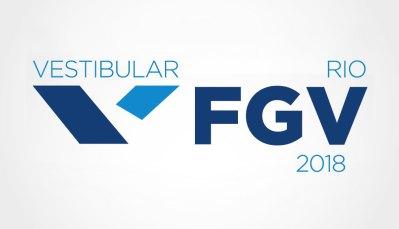 Inscrições abertas para o Vestibular 2018 da FGV Rio