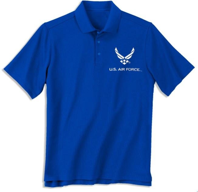 U.S. Air Force Men's Polo