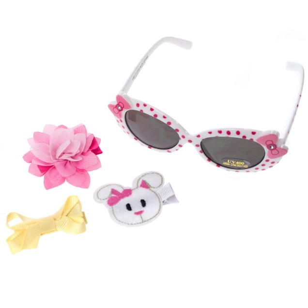 Girls Sunglass Set