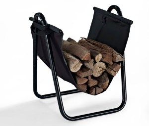 Firewood Storage Container