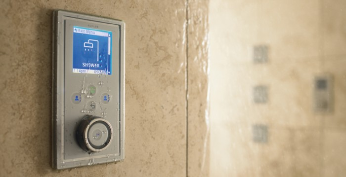Control Eltronic Shower