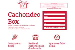cachondeo box