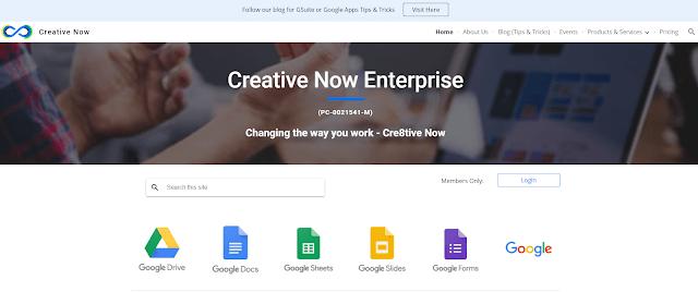 How We Develop Our Cre8tiveNow.com Website