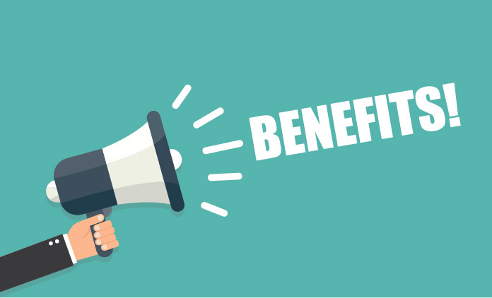 COVID-19 Benefits Given to End Users