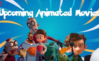 Upcoming Animated Movies List 2021-2022, Release Date, Trailer.