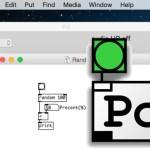 【PureData Tips】ランダム確率を制御する2つの方法を用途に合わせて使い分けよう!