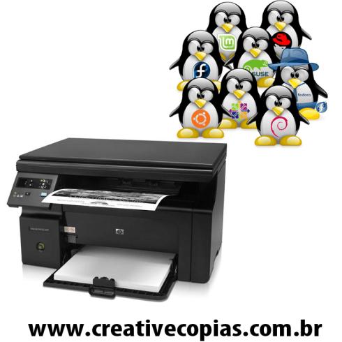 Impressoras Compatíveis com Linux