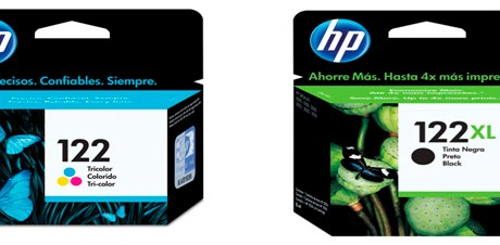 cartuchos hp xl