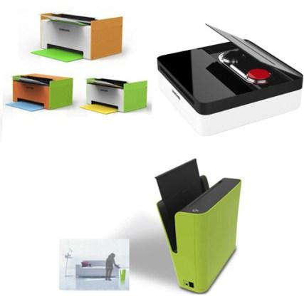 design de impressoras samsung