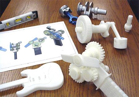 3D Printer Parts 01