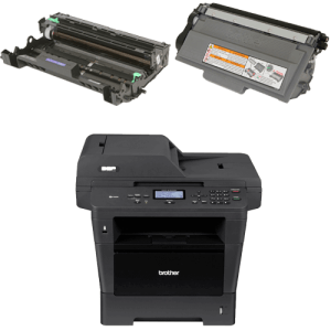 Impressoras multifuncionais: Brother dcp8157