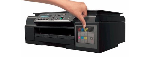 Impressora Brother Tanque de Tinta DCP-T500W