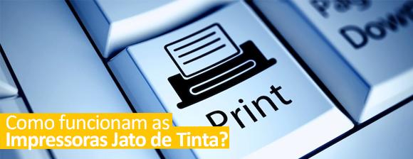 Como funcionam as impressoras jato de tinta?