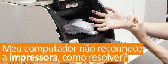 Resolvido: Computador Não Reconhece a Impressora | Creative Blog