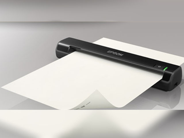Scanner Portátil Epson WorkForce DS-30 DS30