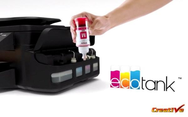 Epson EcoTank - três modelos de impressora que você precisa conhecer.