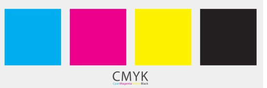 impressão escala cores