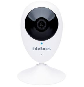 Câmera de Segurança HD Mibo iC3 Intelbras 3D DNR WDR Digital HD Progressive Scan CMOS