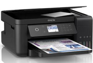 Impressora Epson L6161 Multifuncional Tanque de Tinta com Wireless e Duplex