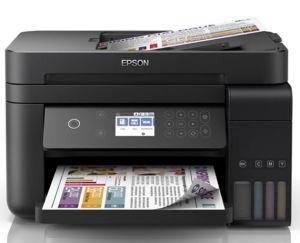 Impressora Epson L6171 Multifuncional Tanque de Tinta com Wireless e Duplex