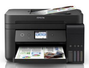 Impressora Epson L6191 Multifuncional Tanque de Tinta com Duplex e Wi-Fi