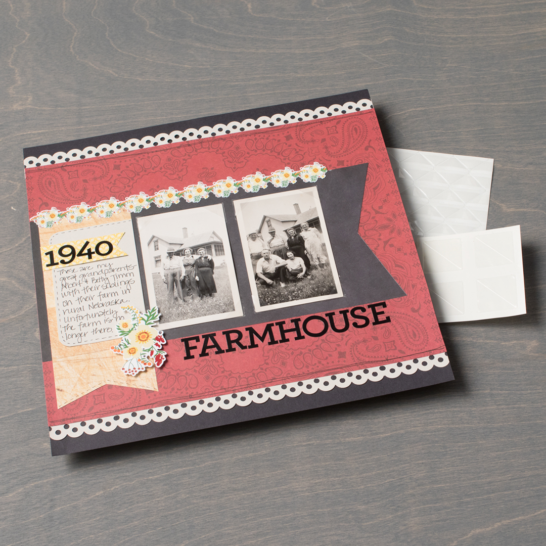 Archivers-Photo-Corners-Layout-by-Creative-Memories