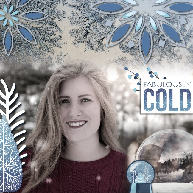 Fabulously-Cold-Winter-Glacier-Digital-Collection-Layout-Creative-Memories