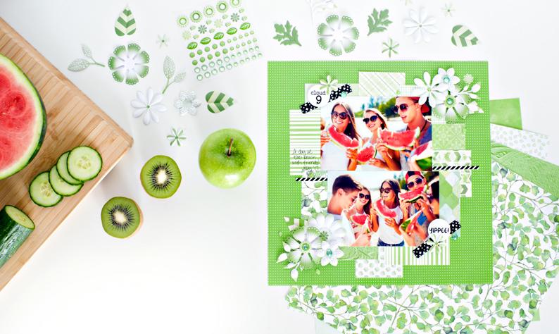 Mix-Match-Green-Feature-Friday-Creative-Memories