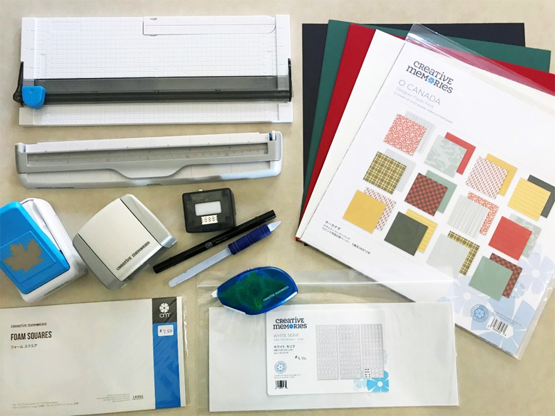 OCanada-Scrapbook-Layout-Supplies-Creative-Memories
