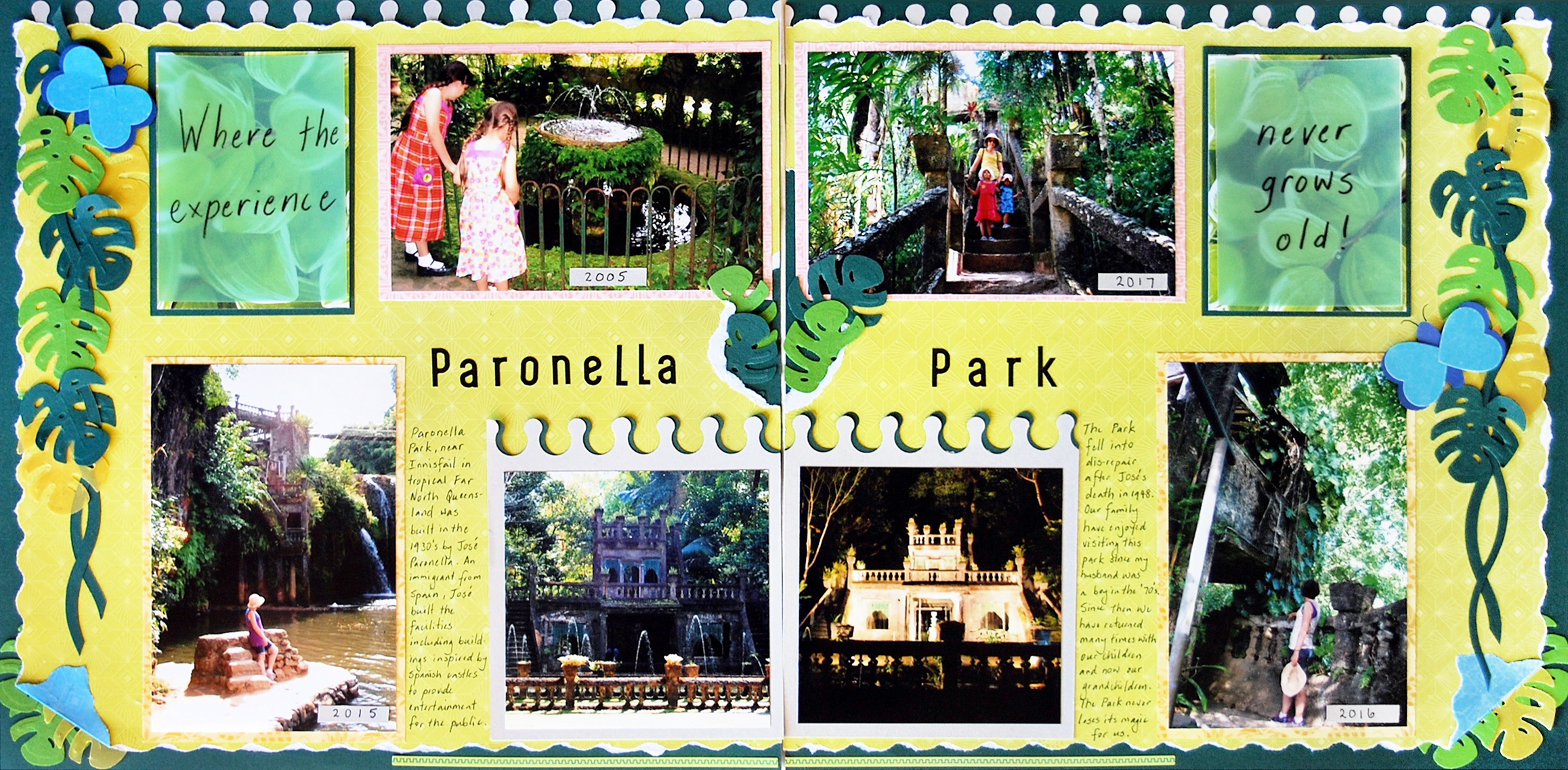 Paronella Park 1