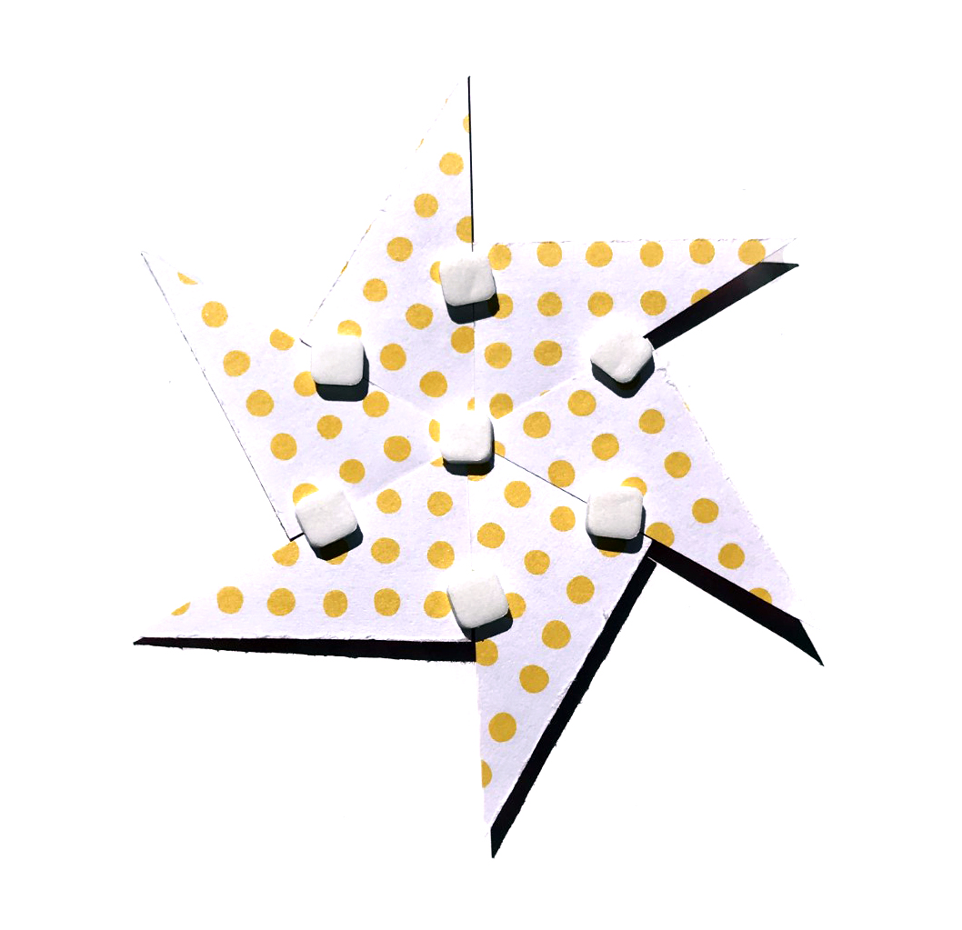 Essentials-Star-Scrapbook-Layout-Process1-Creative-Memories