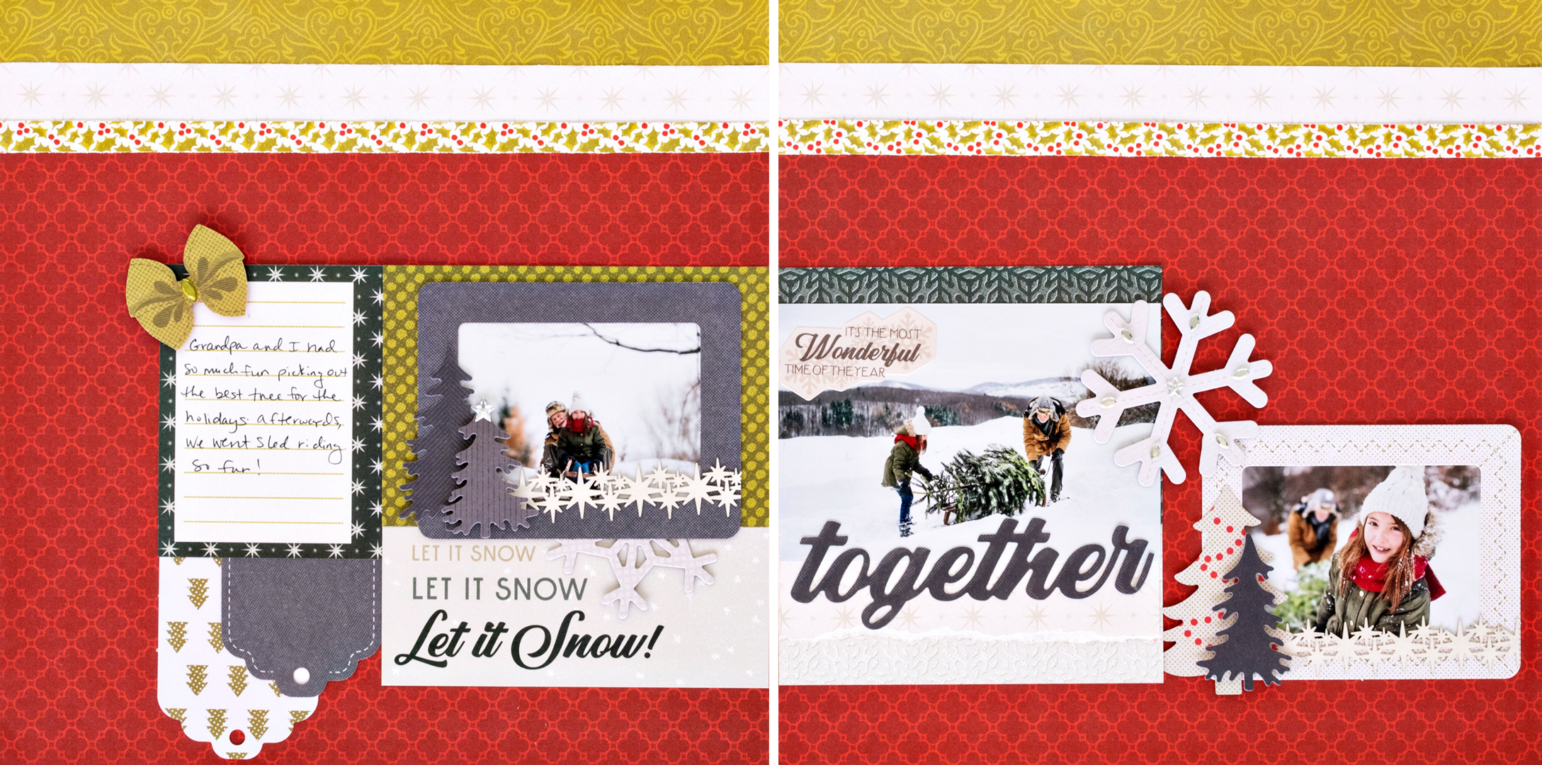 Seasons-Greetings-Scrapbook-Sketch-Layout-Creative-Memories